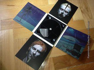 Sehnsucht - French Limited Digipack (3 Bonustracks)
