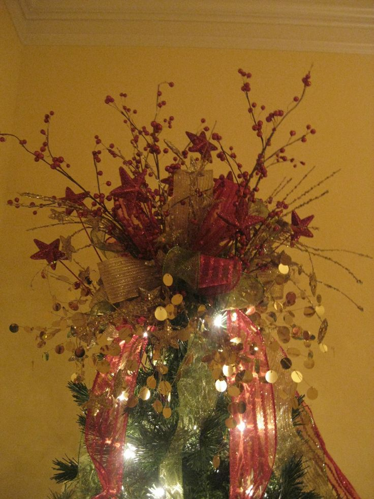Tree Topper Looks Like A Rockin Holiday Party That Everyone Will Want