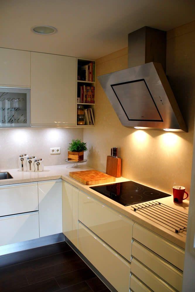 Dise o de cocinas dise o de cocinas en madrid alfredo - Cocinas de diseno en madrid ...