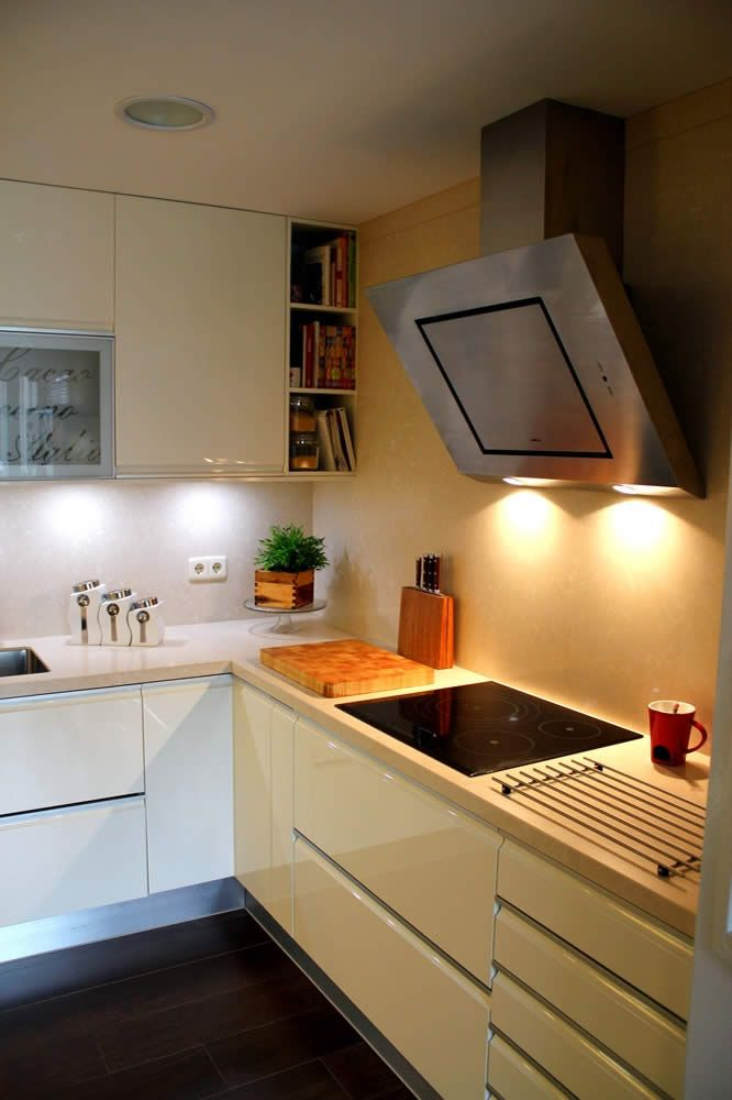 Dise o de cocinas dise o de cocinas en madrid alfredo for Diseno de cocinas madrid