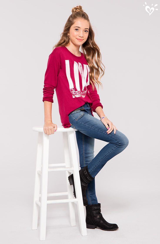 Skinny girl clothing store