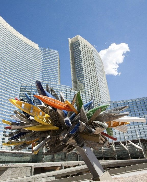 The must see Las Vegas attractions organized by hotel: What is ARIA Las Vegas: Must See Sight?