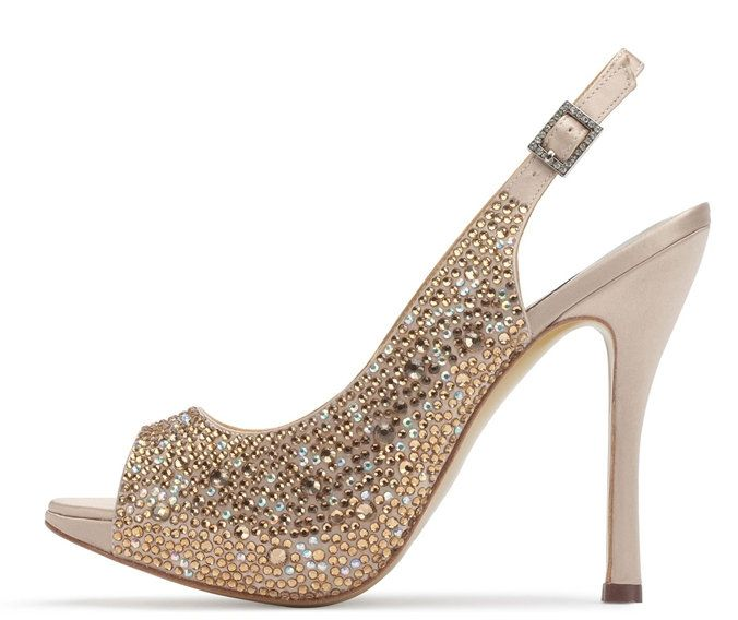 30 Best Medium Heel Wedding Shoes Images On Pinterest