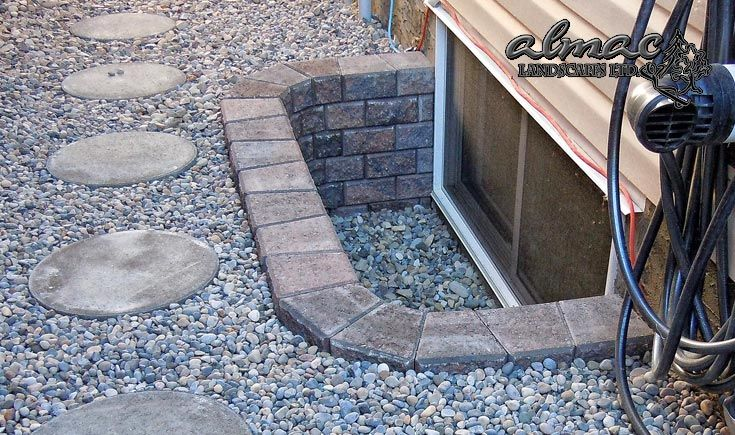 Almac Landscapes Ltd - Window Well Services