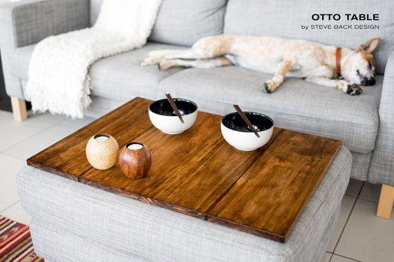 OTTO - piano tavolo ottomano
