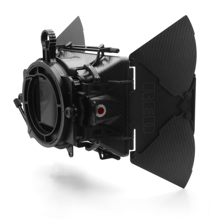 MATTE BOX W/ CAGE & SIDE FLAGS  $1,950.00