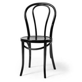 Wasa stol svart