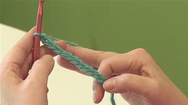 How To Crochet Left Handed (Crocheting)