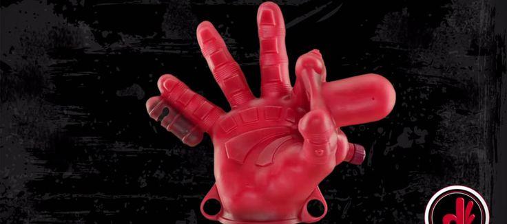 WTF : Les gants high-tech ultimes pour se masturber
