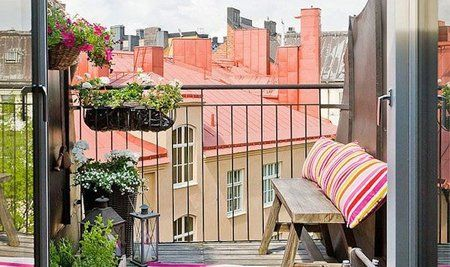 15 Beautiful Balconies You'll Love