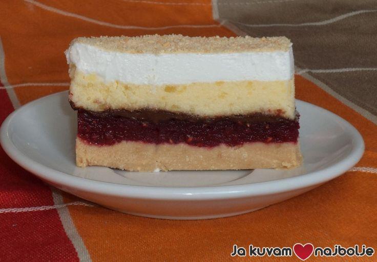 Posna Kapri torta :http://jakuvam.com/recept/posna-kapri-torta/