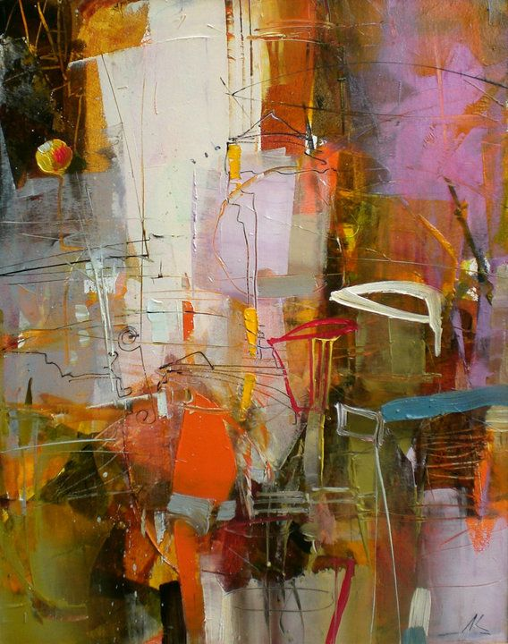 Lyubomir Kolarov 1959 - Bulgarian Abstract painter | TuttArt@ | Pittura * Scultura * Poesia * Musica |