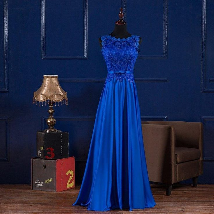 Show your best to all people even in the evening and then get scoop neck long lace satin evening dress royal blue burgundy 2016 floor length party dress lace up in evenwedding and choose wholesale plus size evening dresses,strapless dresses and cheap formal dresses on DHgate.com.
