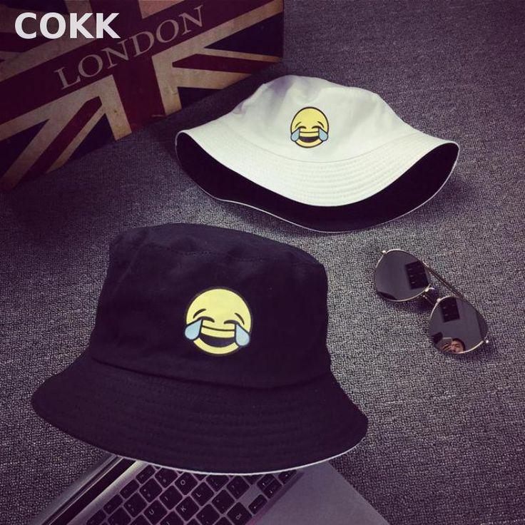 >> Click to Buy << COKK New Black Cap Bob Hat Summer Brand Vintage sad boy Bucket Hat Cap Hip Hop Hats For Men Women Chapeu Pescador Gorro #Affiliate