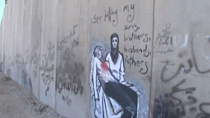 Walls of Shame: West Bank Separation Wall