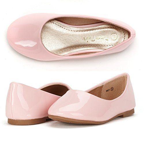 Dream Pairs MUY Mary Jane Casual Slip On Ballerina Flat (…