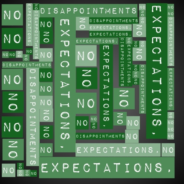 No Commitments No Disappointments Quotes The 25 Best No