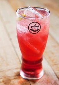 Strawberry Ice Tea   The Chaai   Pune