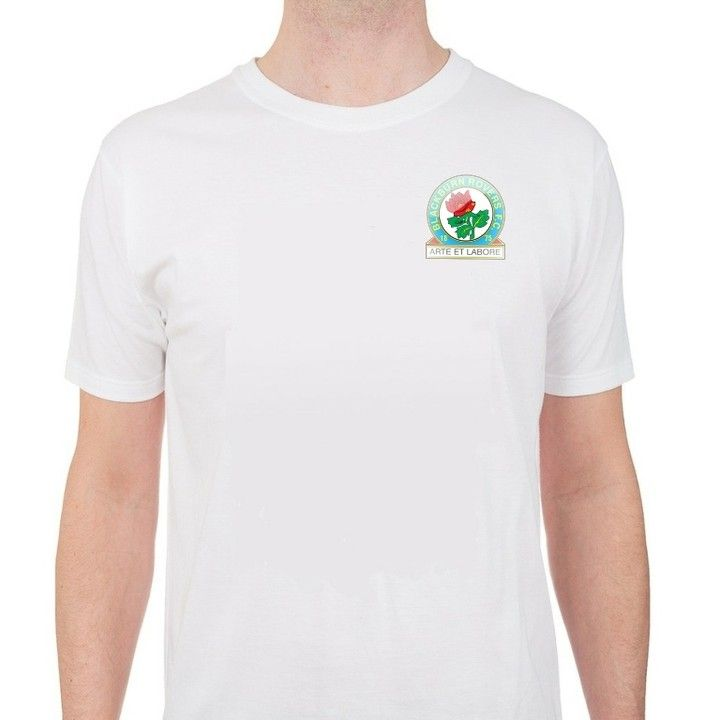 Are you a dedicated Blackburn Rovers football club fan How would you like to own your own unique Blackburn Rovers T-shirt so the world can see the passion you have for your football club. We are not an official clothing outlet for Blackburn Rovers or are we associated or connected in any way Image. To see this t-shirt Click this link: http://ift.tt/2jytVmf