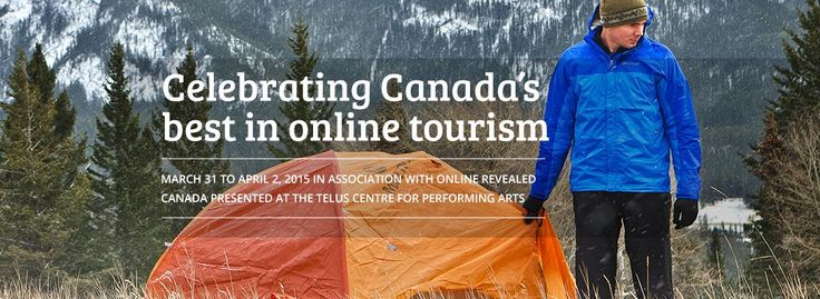 ORC 2015 is the home of the 6th Annual Canadian eTourism Awards.