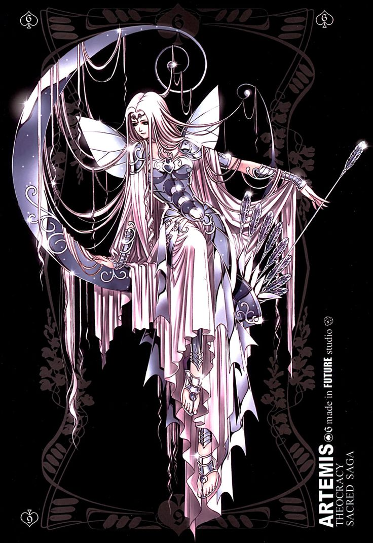Saint Seya Sacred Saga - Artemis