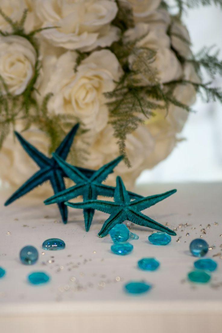 Freschezza e simboli marini per un matrimonio d'estate Idee #nozze al Salone @PromessiSposi_