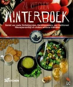 """Boek """"24Kitchen winterboek"""" www.kopgroepbibliotheken.nl"""
