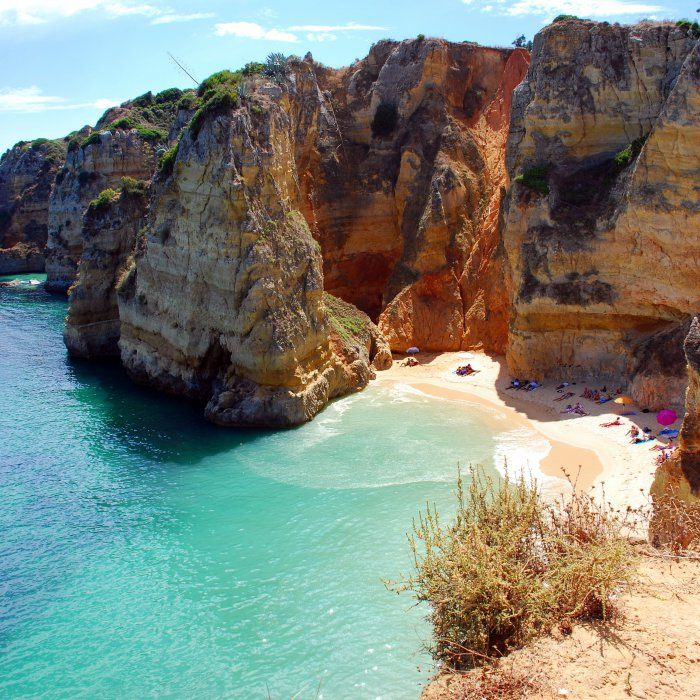All Inclusive an der Algarve: 7 Tage mit Flug, Transfer & Hotel am Sandstrand ab 481 € - Urlaubsheld | Dein Urlaubsportal