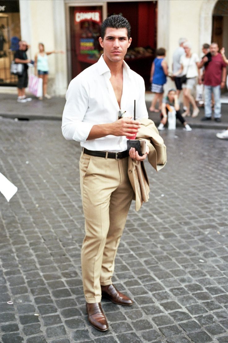 Italian Street Fashion  Summer