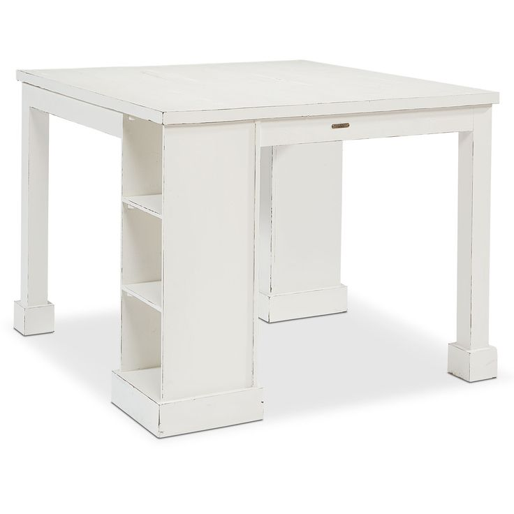 25 best ideas about farmhouse table for sale on pinterest for Corner craft table with storage