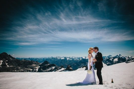 Queenstown Winter Weddings - Simply Perfect Wedding Planning - Jim Pollar Goes Click Photography