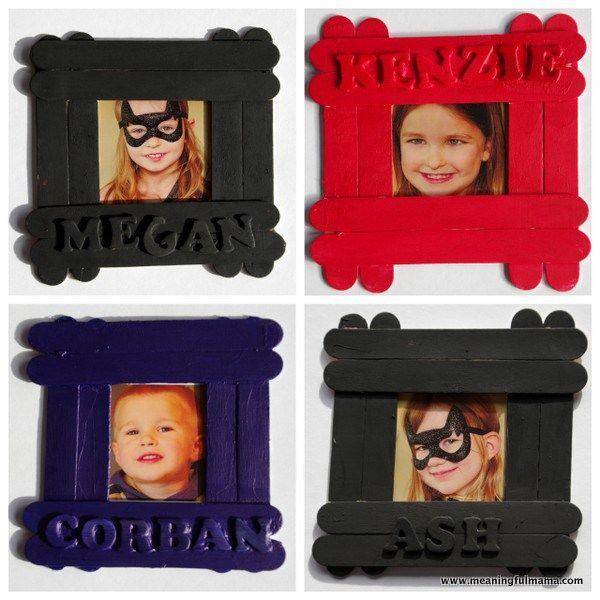 17 migliori immagini su lavoretti con bambini su pinterest for Popsicle picture frame crafts