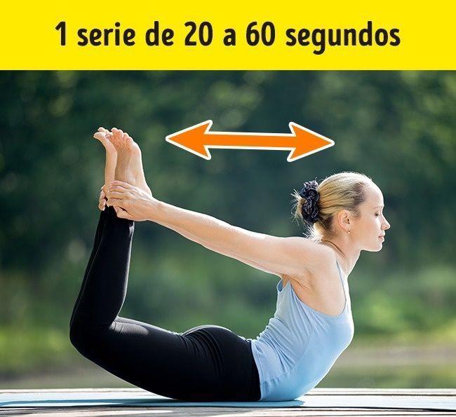 7Ejercicios eficientes para reducir las llantitas enlaespalda ylacintura #PilatesenCasa #ejerciciosparacintura