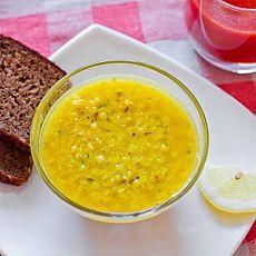 Суп из красной чечевицы со специями и кинзой рецепт – индийская кухня, вегетарианская еда: супы