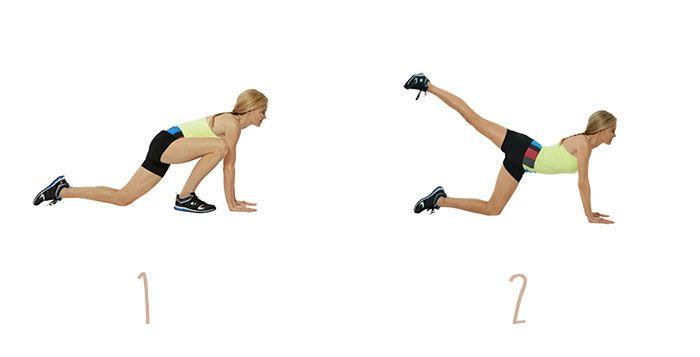 exercices cellulite