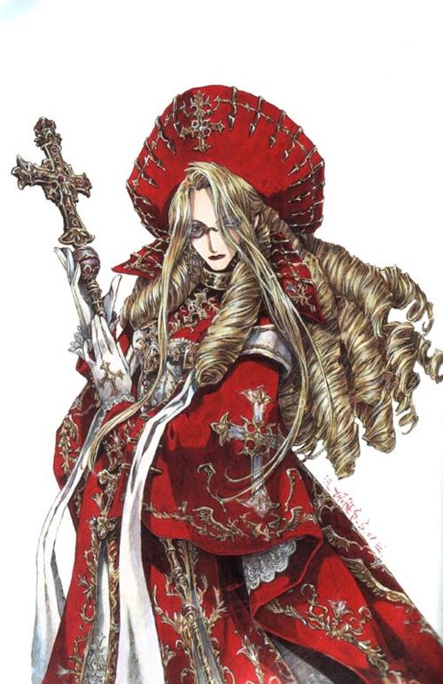 Trinity Blood -- Catherina Sforza Cosplay Costumes