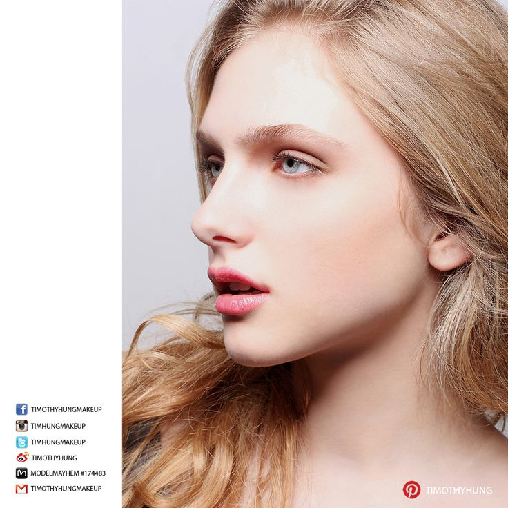 Makeup, hair, styling by Timothy Hung. Photography by Simon Chu. Model Gracie Van Gastel @ LIzbell Agency.