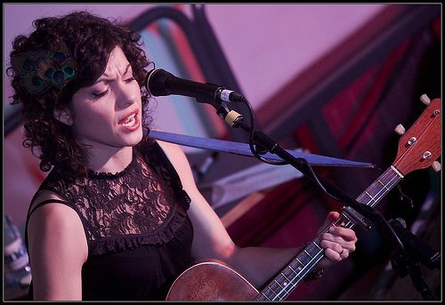 Carrie Rodriguez - Congleton Town Hall 30th January 2009