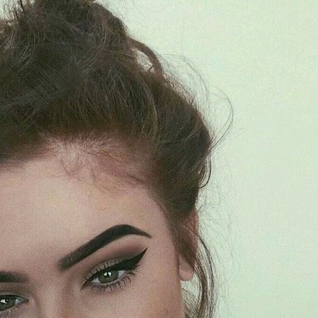 Eyebrows and eyes goals
