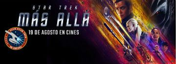 "Preestreno ""STAR TREK MÁS ALLÁ"" en ANDALUCIA. | Club Star Trek de España"
