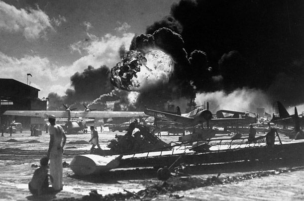 Pearl harbor attack essay
