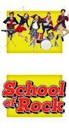 School of Rock -  In School of Rock, gebaseerd op de succesvolle film, volgen we een groep onconventionele en ijverige leerlingen op een prestigieuze basisschool en een mislukte muzikant die hen als docent de liefde voor Rock & Roll bijbrengt.