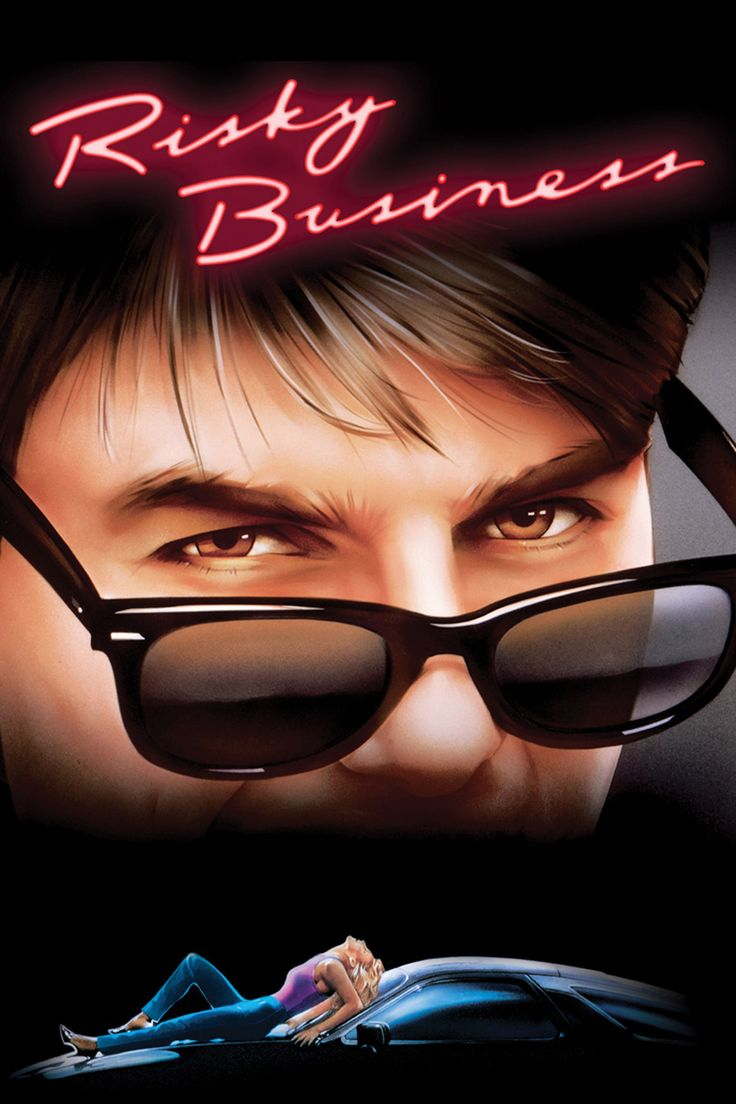 click image to watch Risky Business (1983)