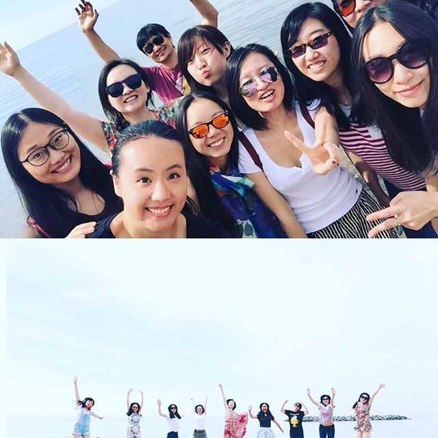 #Tbt to our employees taking a beach and bbq trip this summer! With fall semester in full swing and many of our students busy making new memories at their Ojisu homestays ❤️🏡 , don't forget to look back at the memories you made already! Share your summer/early fall homestay photos with us at info@wholefunstay.com.  Sign up for free to become a host today!