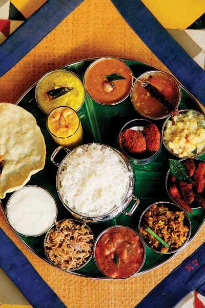 Food review: Authentic Chettinad cuisine at Adupadi - Bangalore