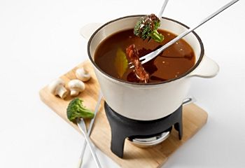 Broth for Chinese fondue