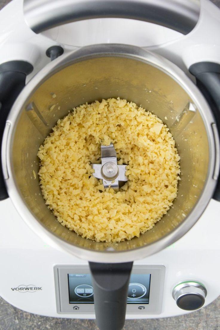 Parmesan aus dem Thermomix® - Foto: Kathrin Knoll