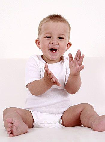 Linguagem de sinais dos bebês