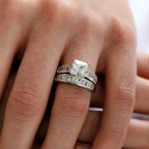 324 best images about Chapel of Love Wedding ring sets on ...