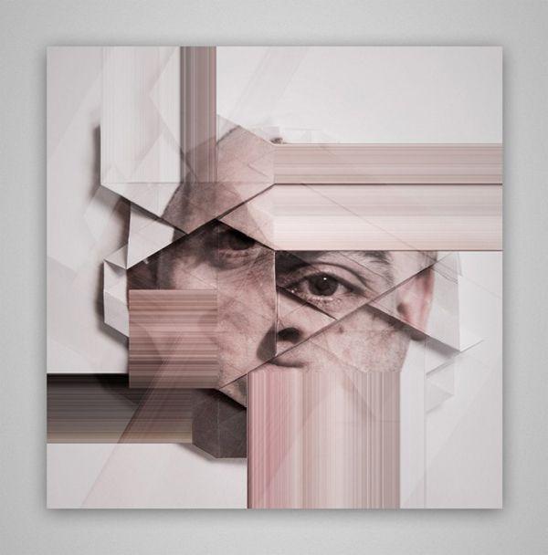 Aldo Tolino creates stunning Origami portraits
